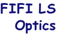 FIFI LS Optics